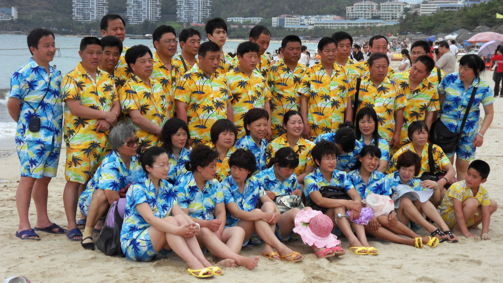 China 2010. Insel Hainan.