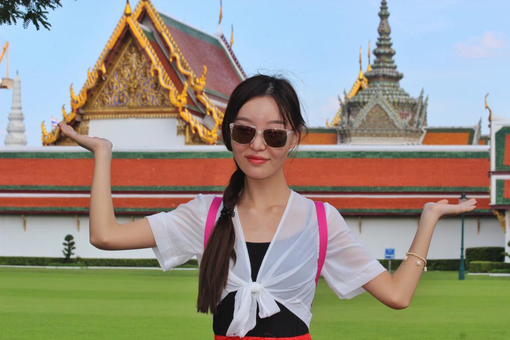 Thailand 2015. Bangkok.