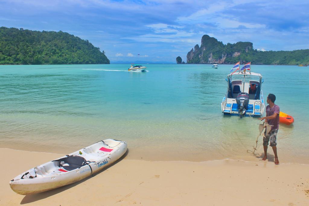 Thailand 2015. Ko Phi Phi.