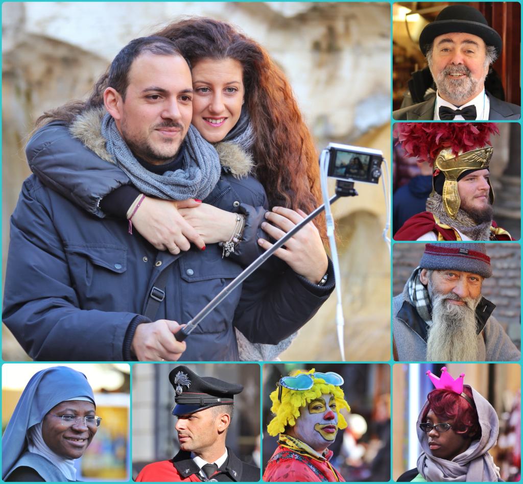 Italien 2015. Rom.